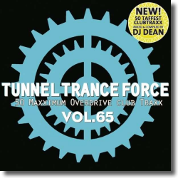 Cover: Tunnel Trance Force Vol. 65 - Various Artists