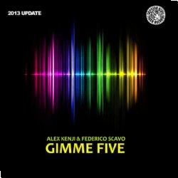 Cover: Alex Kenji & Federico Scavo - Gimme Five (2013 Update)