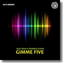 Cover: Alex Kenji & Federico Scavo - Gimme Five (2013 Update)