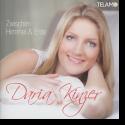 Cover:  Daria Kinzer - Zwischen Himmel und Erde