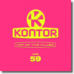 Cover: Kontor Top Of The Clubs Vol. 59 - Various Artists
