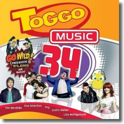 Cover: Toggo Music 34 - Various Artists