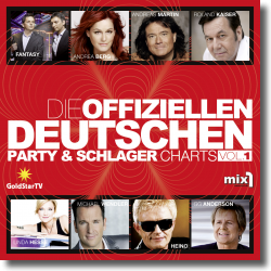 Cover: Die offiziellen Deutschen Party & Schlager Charts Vol. 1 - Various Artists