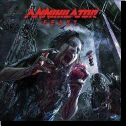 Cover: Annihilator - Feast