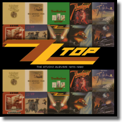 Cover: ZZ Top - The Complete Studio Albums 1970-1990