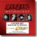 Cover: The Bee Gees - Mythology - 50 Jahre Bee Gees