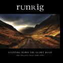 Cover:  Runrig - Stepping Down The Glory Road