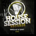 Cover:  Nikolaz & Gant - 6AM