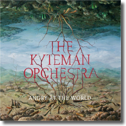 Cover: The Kyteman Orchestra - Angry At The World