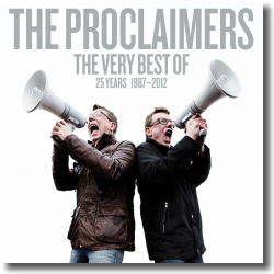 Cover: The Proclaimers - The Very Best Of (25 Years 1987 - 2012)