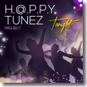 Cover:  H.@.P.P.Y Tunez Project - Tonight