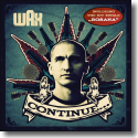 Cover:  Wax - Continue