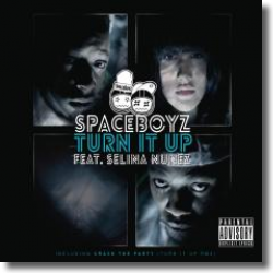 Cover: SpaceBoyz feat. Selina Nunez - Turn It Up