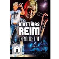 Cover: Matthias Reim - Unendlich LIVE