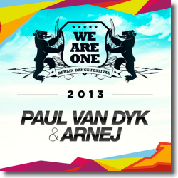 Cover: Paul Van Dyk & Arnej - We Are One 2013