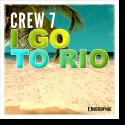 Cover: Crew 7 feat. Geeno Fabulous - I Go To Rio
