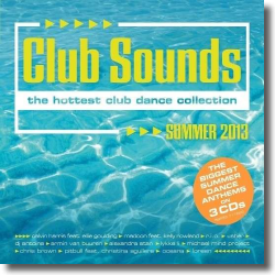 Cover: Club Sounds - Summer 2013 - Various Artists