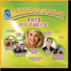 Cover: Bääärenstark!!! 2013 - Die Zweite - Various Artists