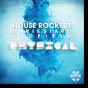Cover:  House Rockerz vs. Davis Redfield - Physical