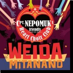 Cover: CPT. NEPUMUK's Friendly Heart Choir Club - Weida mitanand