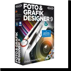 Cover: MAGIX Foto & Grafik Designer 9 - MAGIX