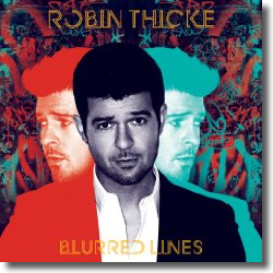 Cover: Robin Thicke - Blurred Lines