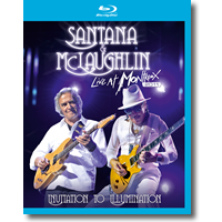 Cover: Santana & McLaughlin - Invitation To Illumination – Live At Montreux 2011