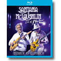 Cover:  Santana & McLaughlin - Invitation To Illumination – Live At Montreux 2011