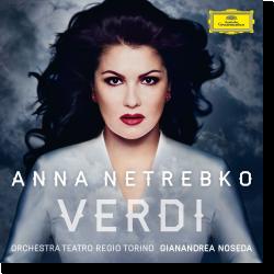Cover: Anna Netrebko - Verdi