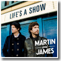 Cover:  Martin and James - Life's A Show
