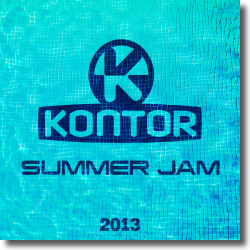 Cover: Kontor Summer Jam 2013 - Various Artists