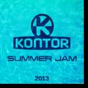 Cover:  Kontor Summer Jam 2013 - Various Artists