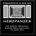 Cover:  Eisenstein & der Zar - Herzpanzer Remix