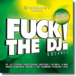 Cover: F**k The DJ Vol. 8 - Various Artists