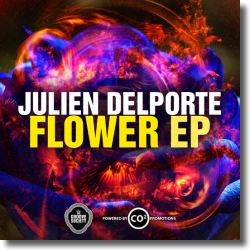 Cover: Julien Delporte - Flower E.P