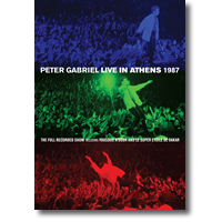 Cover: Peter Gabriel - Live in Athens