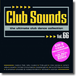 Cover: Club Sounds Vol. 66 - Various Artists