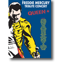 Cover:  Various Artists - The Freddie Mercury Tribute Concert