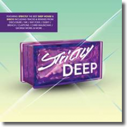 Cover: Strictly Deep - Various Artists