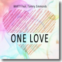Cover: MARTY Feat. Tommy Simmonds - One Love