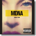 Cover:  Madonna - MDNA World Tour