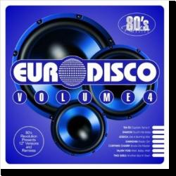 Cover: 80's Revolution Euro Disco Vol. 4 - Various Artists