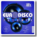 Cover:  80's Revolution Euro Disco Vol. 4 - Various Artists