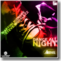 Cover:  Martini Monroe & Steve Moralezz - Dance All Night
