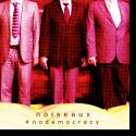 Cover:  Noiseaux - Nodemocracy