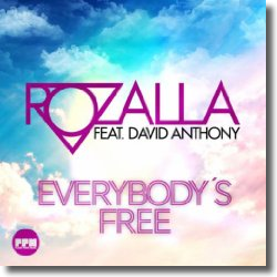 Cover: Rozalla feat. David Anthony - Everybody's Free