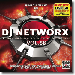 Cover: DJ Networx Vol. 58 - Various Artists