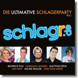 Cover: Schlagr.de Vol. 1 - die Ultimative Schlagerparty - Various Artists