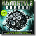 Cover:  Hardstyle Sounds Vol.1 - Various Artists