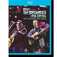 Cover: Mike + The Mechanics / Paul Carrack - Live At Shepherds Bush London